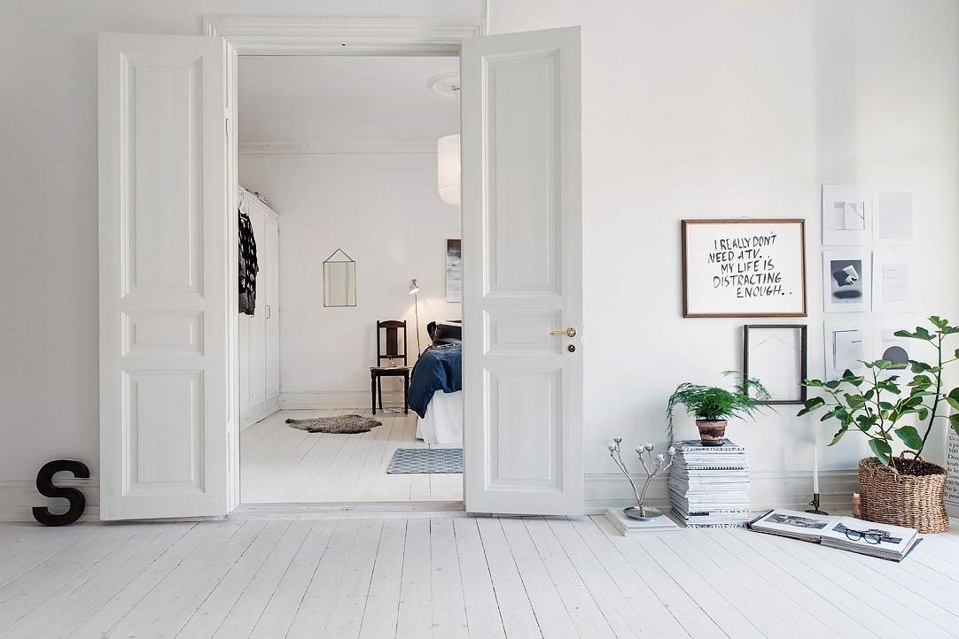 Alvhem mkleri bed living house interior room modern lighting